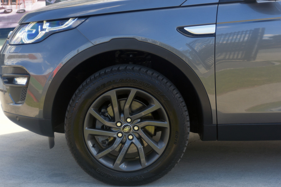 2015 MY16 Land Rover Discovery Sport L550 16MY SD4 Suv Mobile Image 7