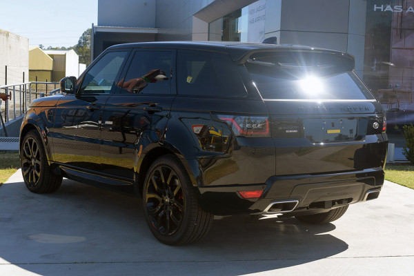 2019 MY19.5 Land Rover Range Rover Sport L494 HSE Dynamic Suv Image 4