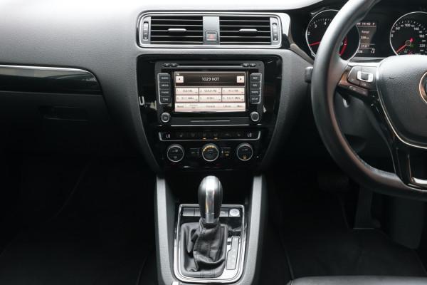 2015 Volkswagen Jetta 1B MY15 118TSI Sedan