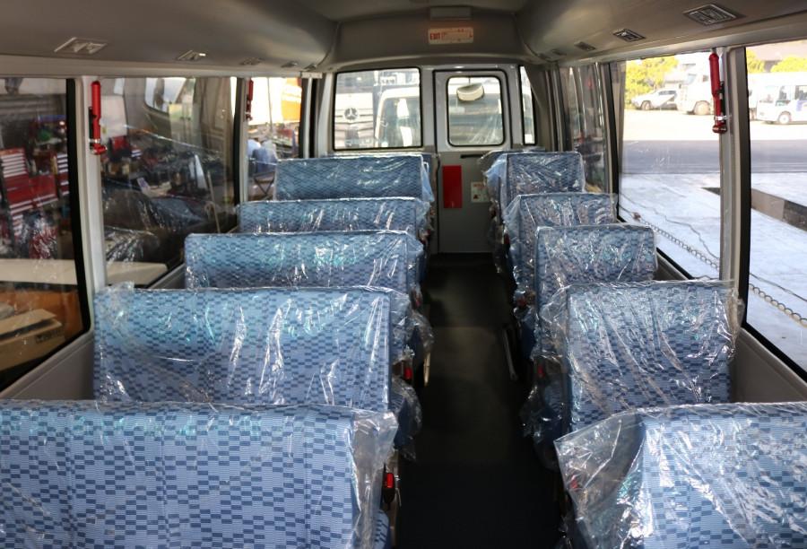2021 Fuso Rosa Bus standard 25 Seat Auto Bus