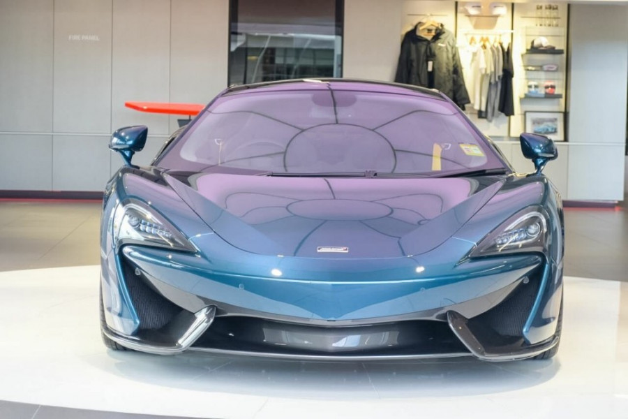 2017 Mclaren P13 Sports Series Coupe Mobile Image 4