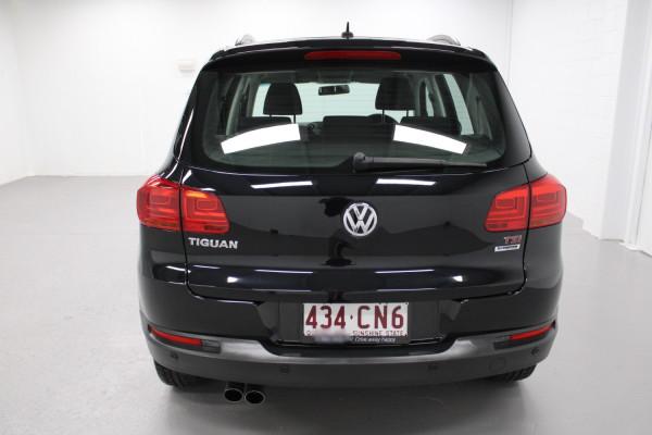 2015 Volkswagen Tiguan 5N  118TSI Wagon DSG 6sp 2WD 1.4T Suv Image 3