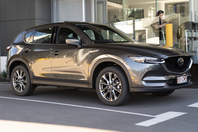 2021 Mazda CX-5 KF Series Akera Suv Mobile Image 3