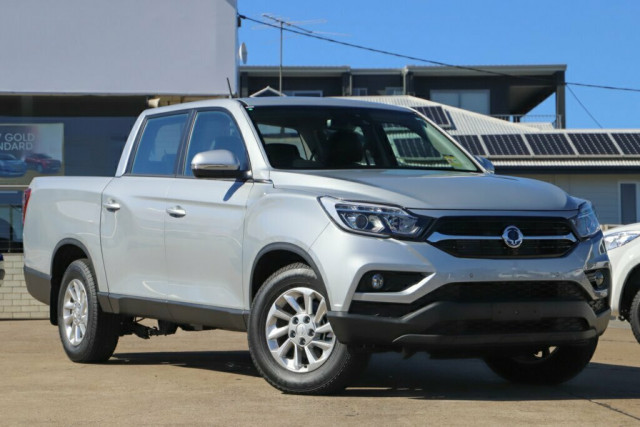 2019 SsangYong Musso XLV Ultimate