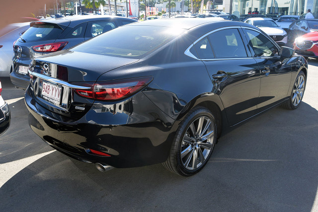 2018 Mazda 6 GL Series Atenza Sedan Sedan Image 4