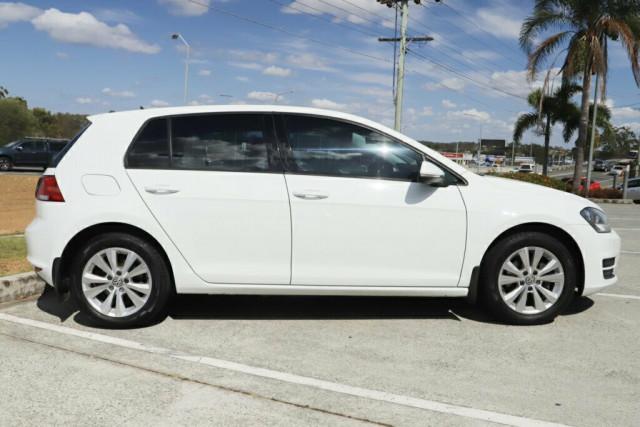 2013 MY14 Volkswagen Golf VII MY14 90TSI Comfortline Hatchback Image 4