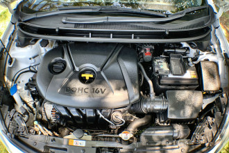 2013 Hyundai I30 GD Active Hatch Image 3