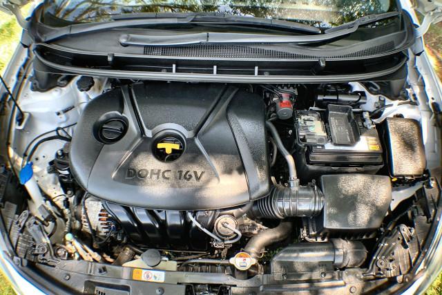 2013 Hyundai I30 GD Active Hatch