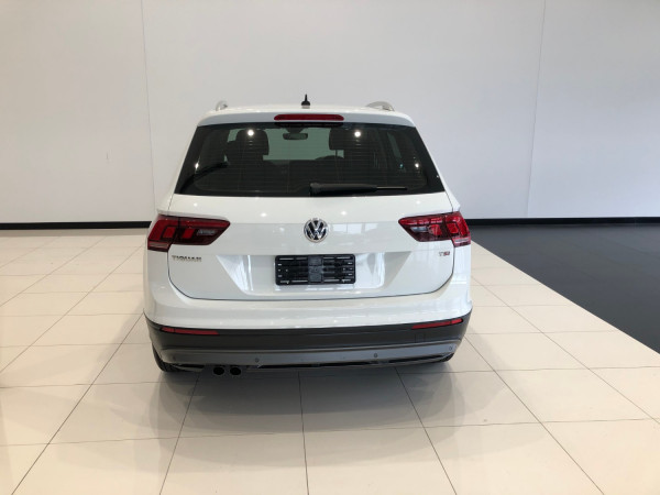 2017 Volkswagen Tiguan 5N Turbo 110TSI Comfortline Suv Image 5