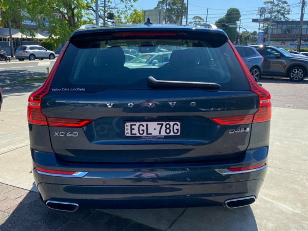 2019 MY20 Volvo XC60 246 MY20 D4 Inscription (AWD) Suv Image 5