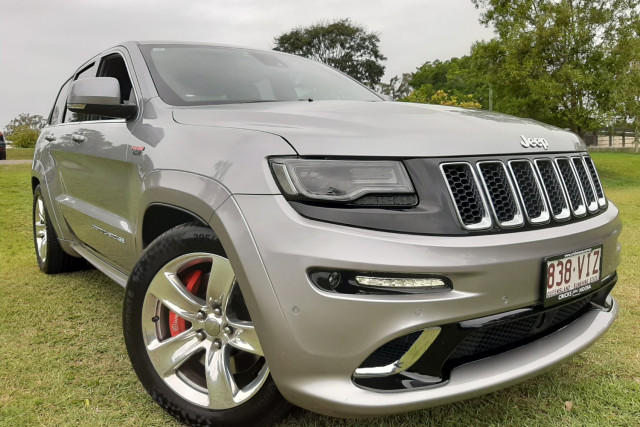 2014 MY15 Jeep Grand Cherokee WK  SRT Suv Image 2