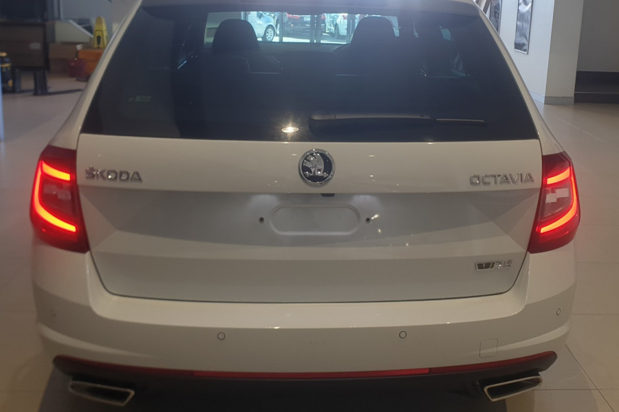 2020 MY19 Skoda Octavia NE RS 245 Wagon Wagon