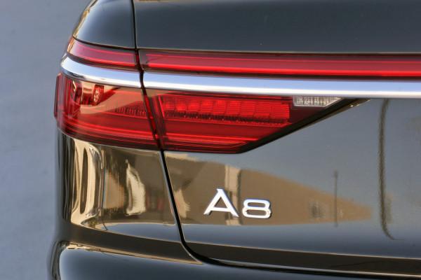 2018 Audi A8 4N MY18 50 TDI Sedan