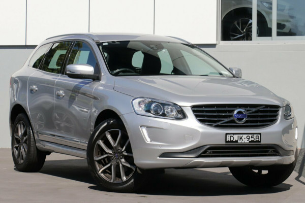 2016 Volvo XC60 DZ MY16 T5 Geartronic Luxury Suv