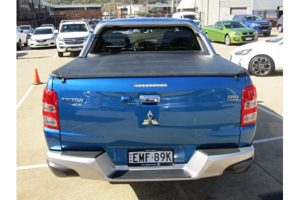 2018 Mitsubishi Triton MQ GLS Double Cab Pick Up 4WD Dual cab Image 5