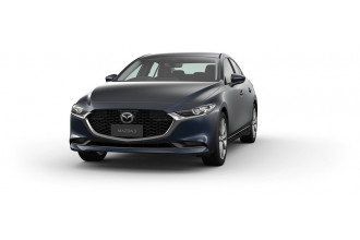 2020 Mazda 3 BP G25 Evolve Sedan Sedan Image 3