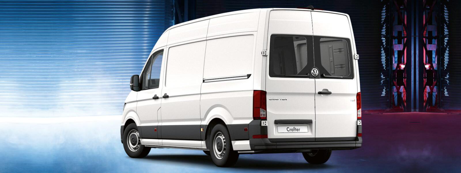 bd637cfbc1 New Volkswagen Crafter for sale - Austral Volkswagen