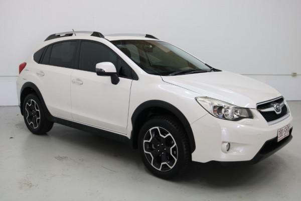 2012 Subaru XV G4-X 2.0i-S Suv Image 3