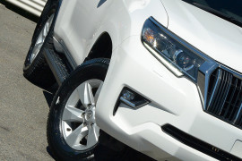 2019 Toyota Landcruiser Prado GDJ150R GXL Suv image 11