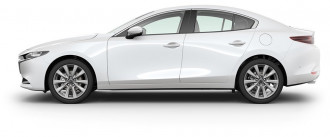 2021 MY20 Mazda 3 BP G25 GT Sedan Sedan image 21