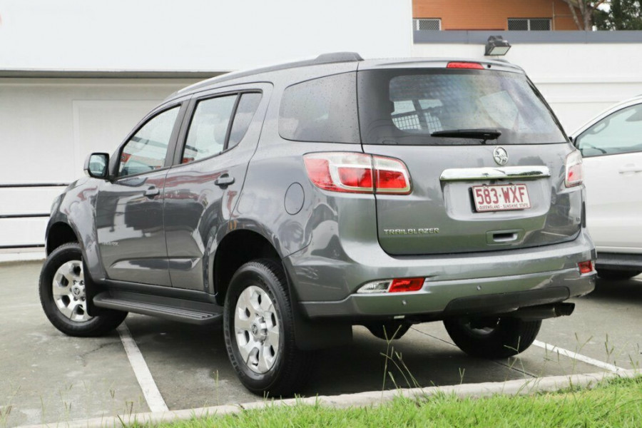 2016 MY17 Holden Trailblazer RG LT Suv