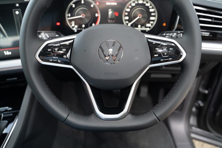 2020 MY21 Volkswagen Touareg CR 170TDI Suv Image 9
