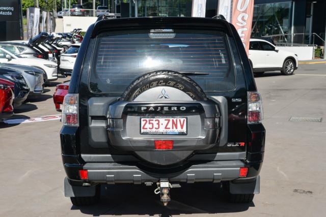2012 MY13 Mitsubishi Pajero NW  GLX-R Suv Image 4