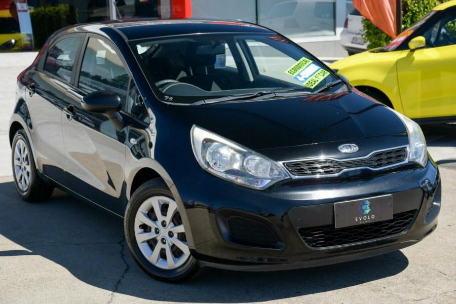 2012 Kia Rio UB MY12 S Hatchback Image 1