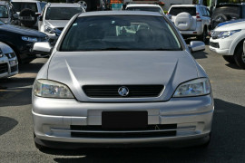 2001 Holden Astra TS City Hatchback