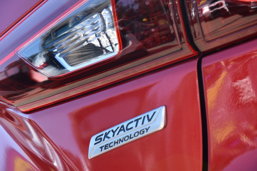 2016 Mazda 3 BM Series SP25 Sedan Sedan Image 8
