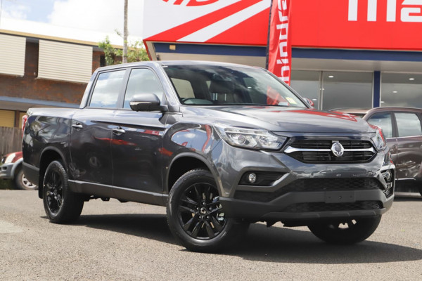 2020 MY20.5 SsangYong Musso Q200 Ultimate Utility