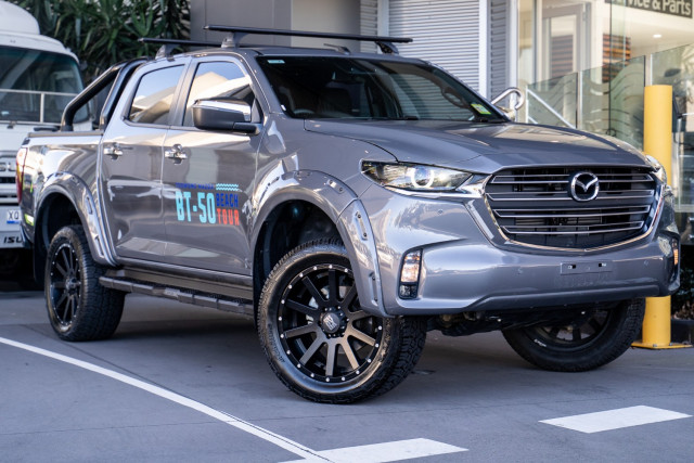 2020 MY21 Mazda BT-50 TF GT Ute