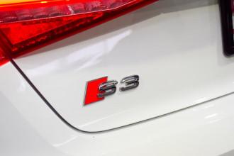 2017 Audi S3 8V MY17 Hatchback Image 5