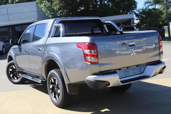 2015 Mitsubishi Triton MQ MY16 Exceed Utility