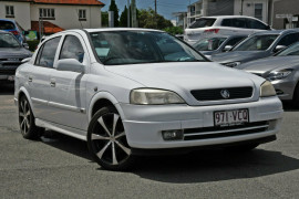 Holden Astra Olympic City TS