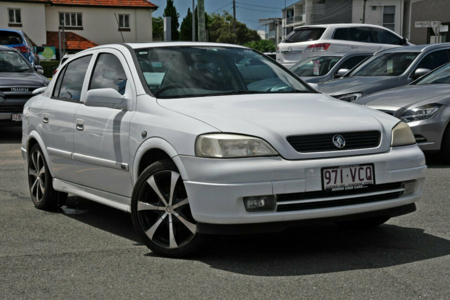 2000 Holden Astra TS Olympic City Hatchback