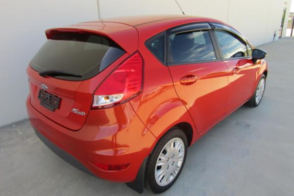 2013 Ford Fiesta WZ AMBIENTE Hatchback Image 3