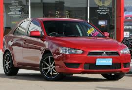 Mitsubishi Lancer SX Sportback CJ MY11