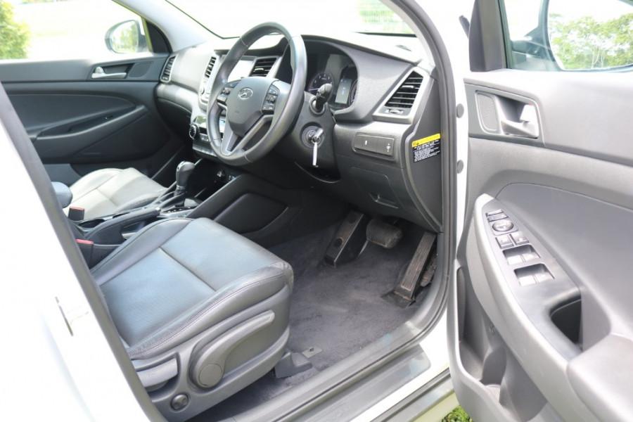 2018 Hyundai Tucson TL2 Active X Suv