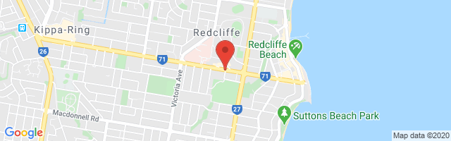 Redcliffe MG Map