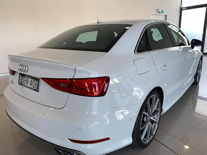 2015 Audi S3 8V MY15 Sedan Image 12