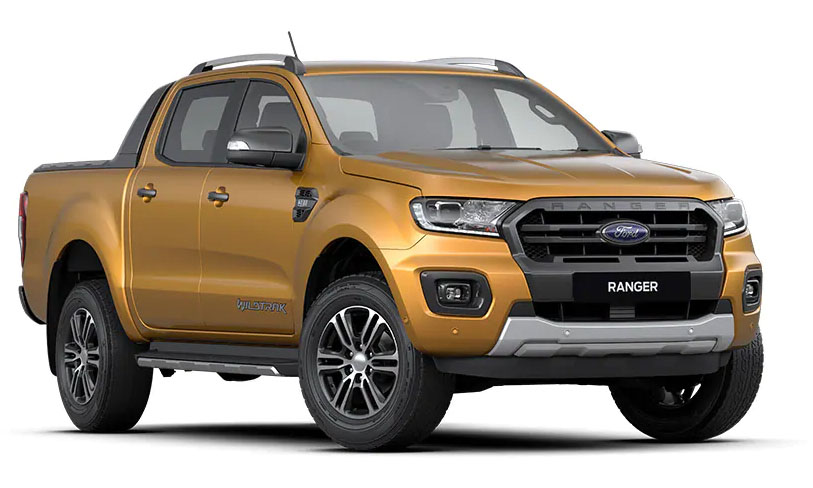 2020 MY20.75 Ford Ranger PX MkIII 4x4 Wildtrak Double Cab Pick-up Utility