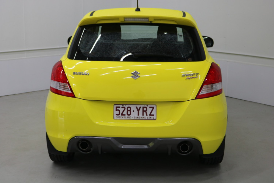 2015 Suzuki Swift FZ MY15 SPORT Hatchback Image 14