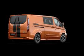 2021 MY20.5 Ford Transit VN Custom Sport 320L DCiV Utility Image 3
