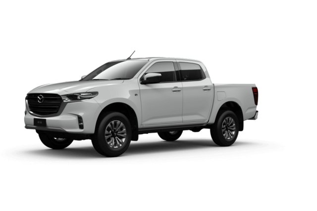 2020 MY21 Mazda BT-50 TF XT 4x4 Pickup Other