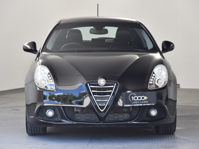 2016 MY15 Alfa Romeo Giulietta Series 1 Distinctive Hatchback