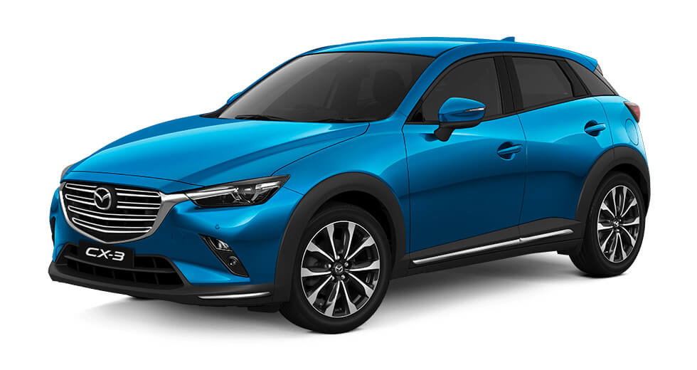 2019 Mazda CX-3 DK sTouring Other