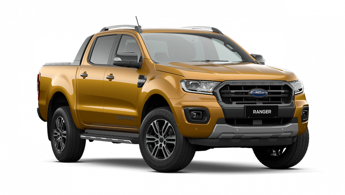 2020 MY20.75 Ford Ranger PX MkIII Wildtrak Utility Image 1