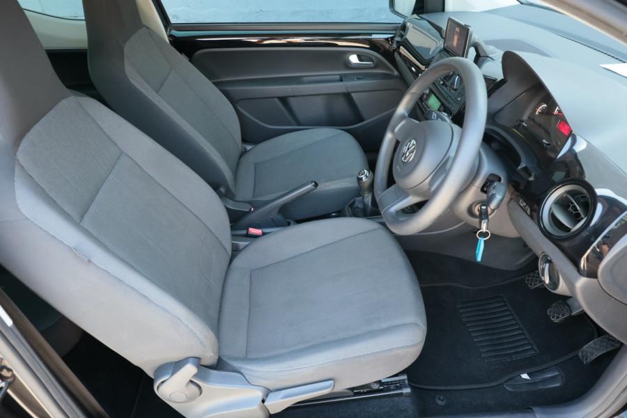 2013 Volkswagen Up! Type AA MY13 Hatch Image 7