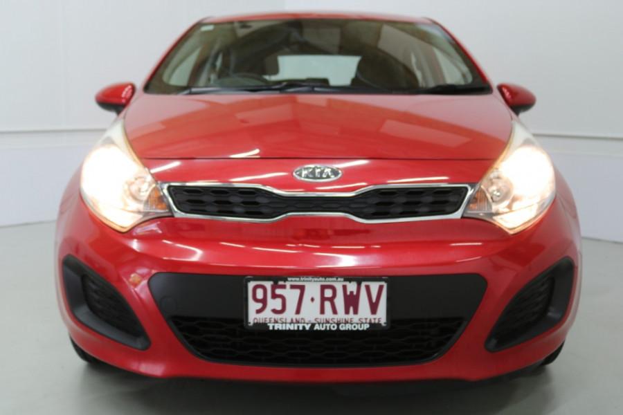 2011 MY12 Kia Rio UB MY12 S Hatchback